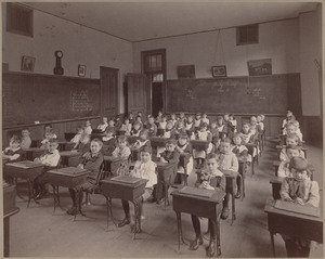 Primary, class III. div. I. King St., Dudley District.