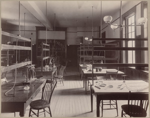 Physical laboratory.