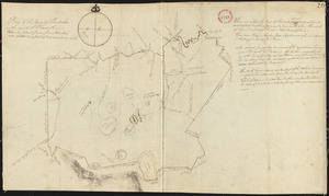 Plan of Pembroke, surveyor's name not given, dated 1794-5.