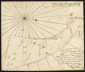 Plan of Truro, surveyor's name not given, dated March 11, 1795.