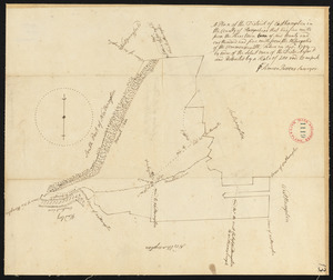Plan of Easthampton, made by Simon Parsons, dated November, 1794.