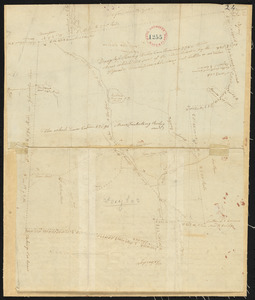 Plan of Douglas, made by Aaron Marsh, dated 1794-5.