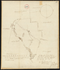 Plan of Montgomery, surveyor's name not given, dated November 1794.