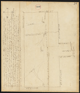 Plan of Pelham, surveyors' name not given, dated 1795.