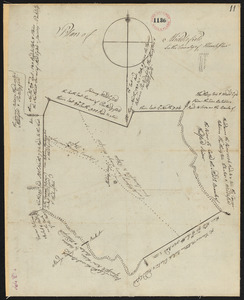 Plan of Middlefield surveyor's name not given, dated 1794-5.