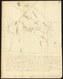 Plan of Leominster, surveyor's name not given, dated 1794-5.