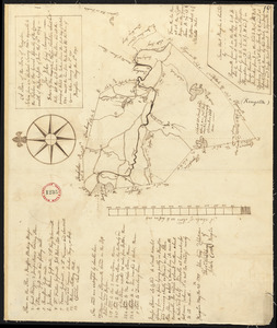 Plan of Kingston surveyed by John Gray, dated May 6, 1795.