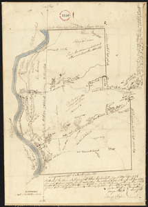 Plan of Springfield surveyed by Isreal Chapin, dated May 20, 1795.