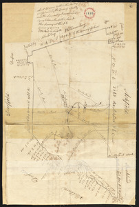 Plan of Conway, surveyor's name not given, dated November, 1794.