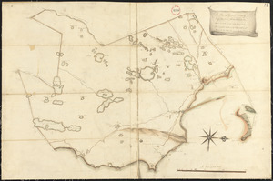 Plan of Plymouth, surveyor's name not given.