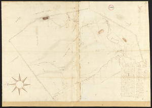 Plan of Berwick surveyor's name not given, dated February 13, 1795.
