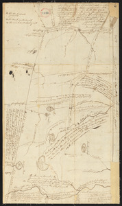 Plan of Granville surveyor's name not given, dated November, 1794.