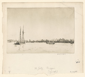 The jetty, Chioggia