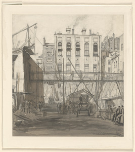 Building the Savoy Hotel