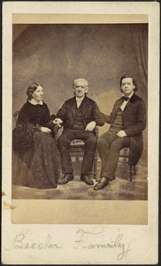 Beecher family