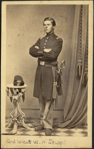 2nd Lieut. W. H. Jewell