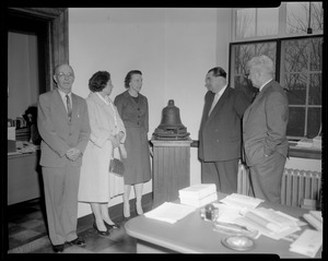 Barnstable courthouse bell