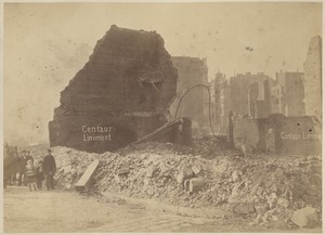 Ruins of Centaur Liniment near City Hall