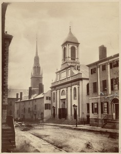 Cathedral of the Holy Cross, Franklin St., Boston