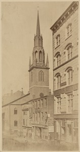 Federal St. Church, 1809-59. Boston