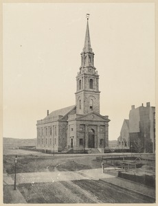 Arlington St. Church