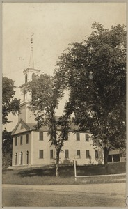Boston, Massachusetts. Theodore Parker's Old Church, West Roxbury