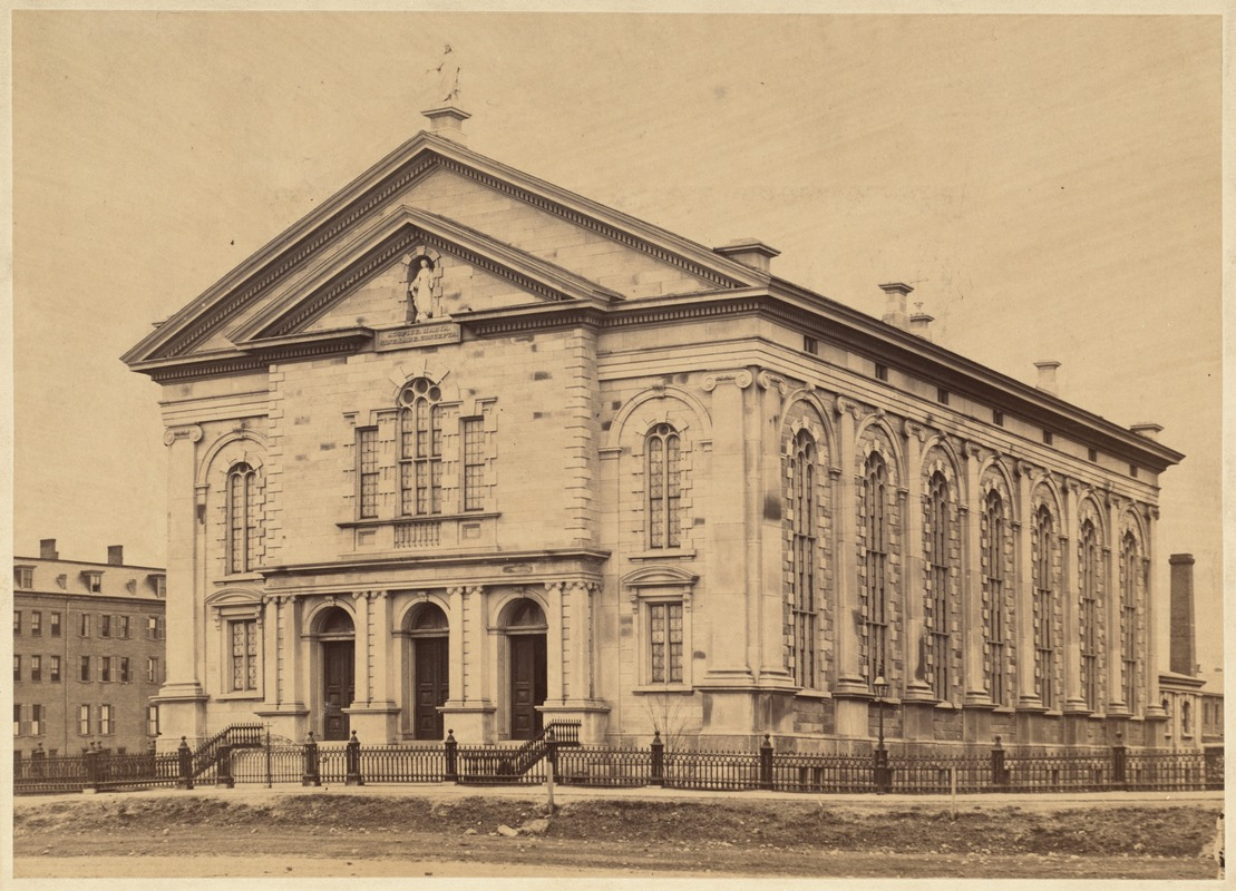 Church of the Immaculate Conception, Harrison Avenue