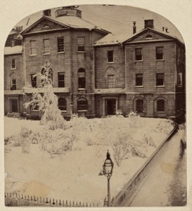 Old City Hall, 1860