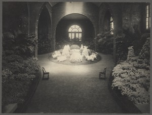 Horticultural Hall. First exhibition, June 1901