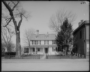 Danvers, 11 Page Street, Jeremiah Page house, about 1754