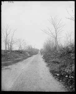 Danvers, Dark Lane at base of Folly Hill