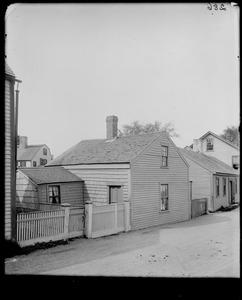 "Marblehead, 146 Front Street, ""Pirate House"""