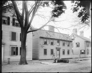 Marblehead, Franklin Street, Moses H. Pickett house, 1853