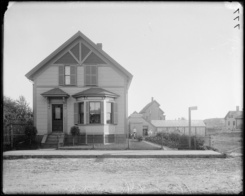 Salem, 27 Gardner Street, William Bickerton house