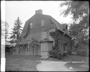 """Concord, """"Old Manse"""""""