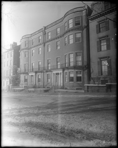 Boston, 39 and 40 Beacon Street, Nathaniel Appleton and Daniel P. Parker houses