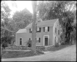 Kingston, Rhode Island, Champlain house