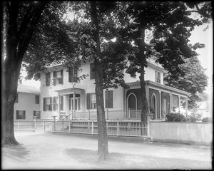 Kingston, Rhode Island, Asa Potter house