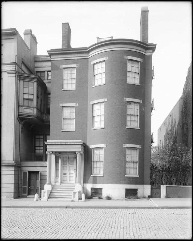 Baltimore, Maryland, 118 West Franklin Street, unknown house