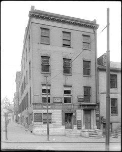 Baltimore, Maryland, 100 East Lexington Street, Benjamin Latrobe house