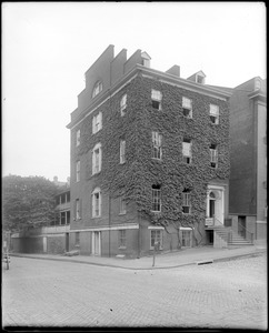 Baltimore, Maryland, 15 East Pleasant Street, unknown building