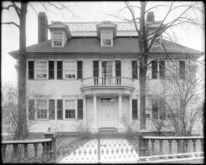 Portsmouth, New Hampshire, 143 Pleasant Street, Governor John Langdon house, built 1784