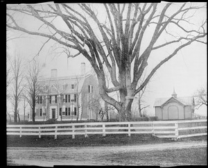 "Danvers, Collins Street, ""King"" Hooper house, ""The Lindens"""