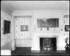 Salem, 138 Federal Street, Assembly House, east parlor