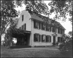 North Andover, Phillips house