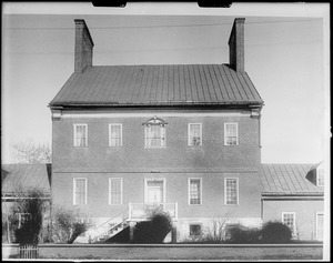 Annapolis, Maryland, Jennings house, built 1740