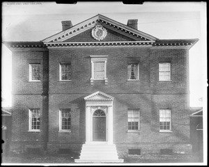 Annapolis, Maryland, Hammond house, 1770