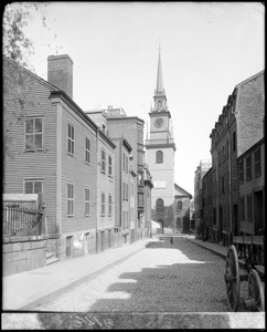 Boston, North Street, Christ Church