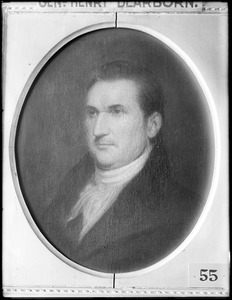 Portrait, Henry Dearborn by Charles W. Peale