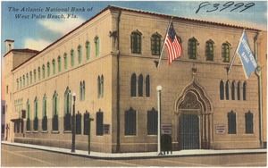 The Atlantic National Bank of West Palm Beach, Fla.